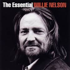 Album cover for the Essential Willie Nelson