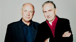Brian Eno and Jon Hassell