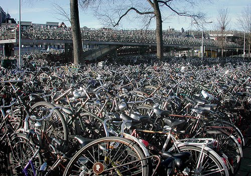 Utrecht Cycle Parking