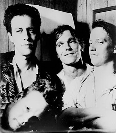 Treat Her Right (Mark Sandman top left}
