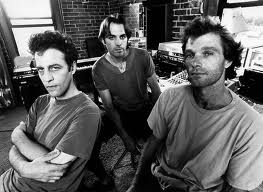 Morphine (left to right: Mark Sandman, Dana Colley, Billy Conway)