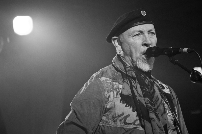 Richard Thompson at the Irish Centre 2013, Leeds c/o Jon Pinder