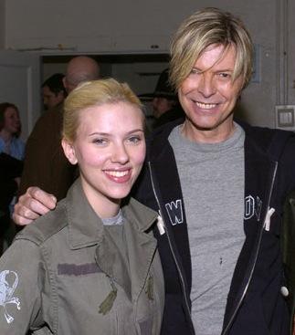 Scarlett and David