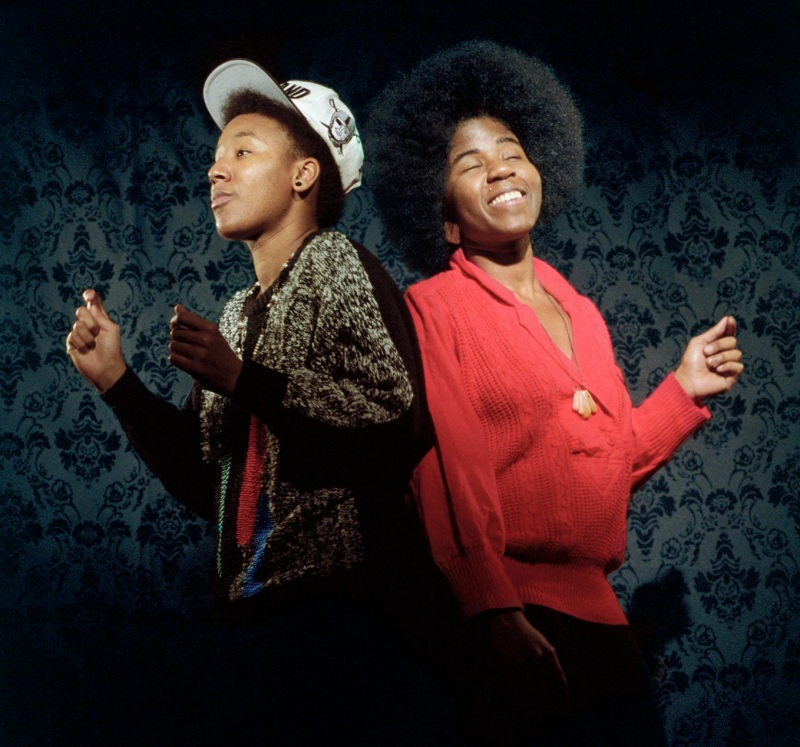 THEESatisfaction 2 (2012)