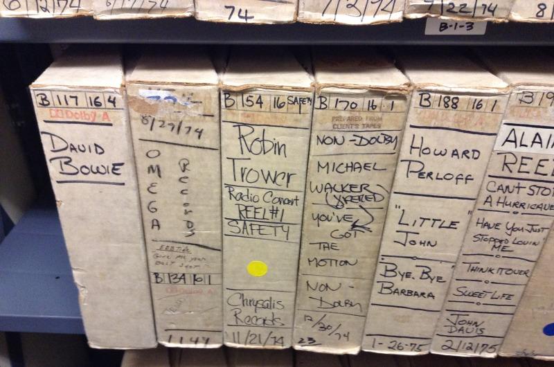 Bowie tape sitecore