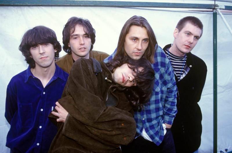 The Charlatans At Reading 1992