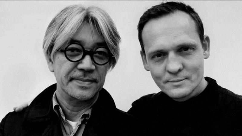 Alva Noto and Ryuichi Sakamoto