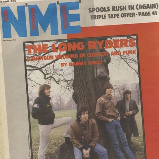 The-Long-Ryders-NME-1985